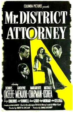 Mr District Attorney 1947