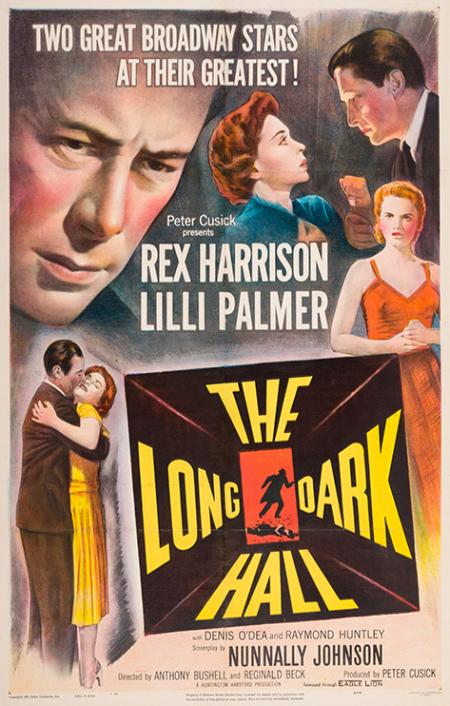 The Long Dark Hall 1951
