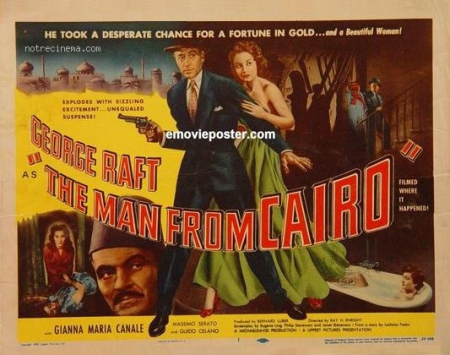 The man from cairo 1953