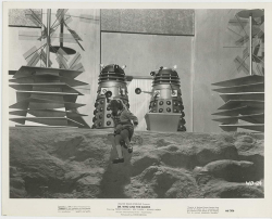 Doctor who and the daleks robert tovey