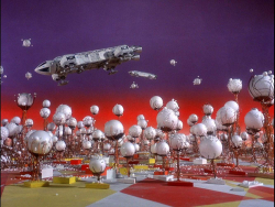 Space 1999 guardian planet
