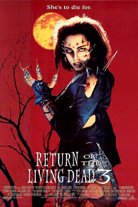 The Return Of The Living Dead 3 1993