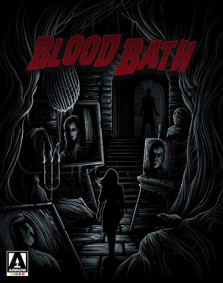 Blood bath Blu-ray