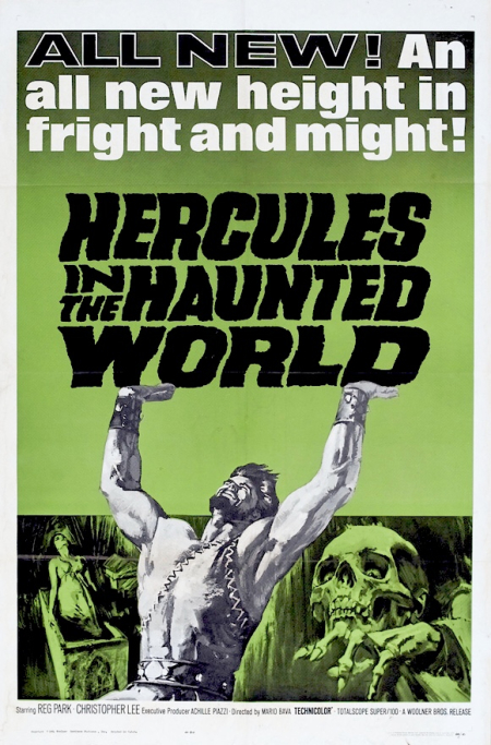 Hercules in the haunted world 1961