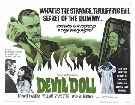 Devil doll 1964 e