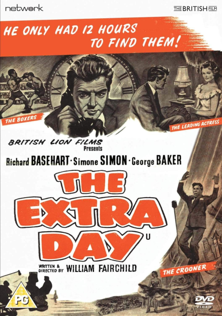 The Extra Day 1956 DVD