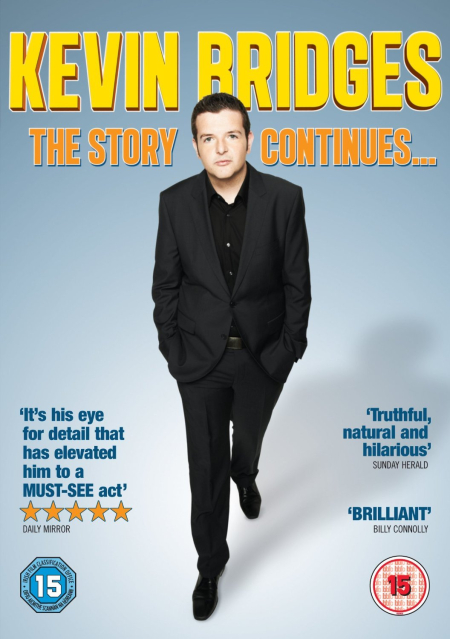 Kevin Bridges - The Story Continues 2012