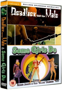 Some Girls Do 1969 dvd st