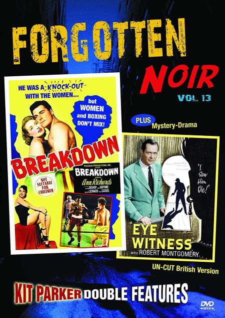 Forgotten noir volume 13