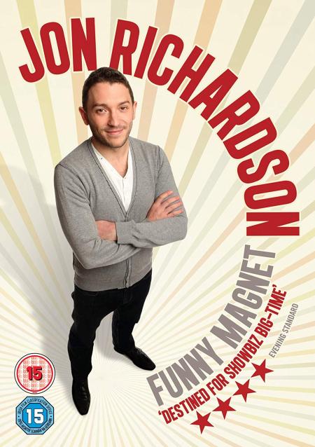 Jon Richardson - Funny Magnet 2012