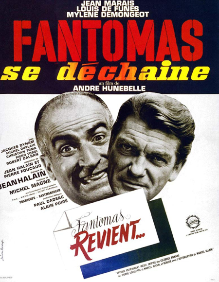 Fantomas unleashed 1965 a