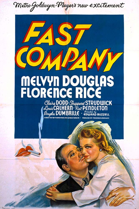 Fast company 1938