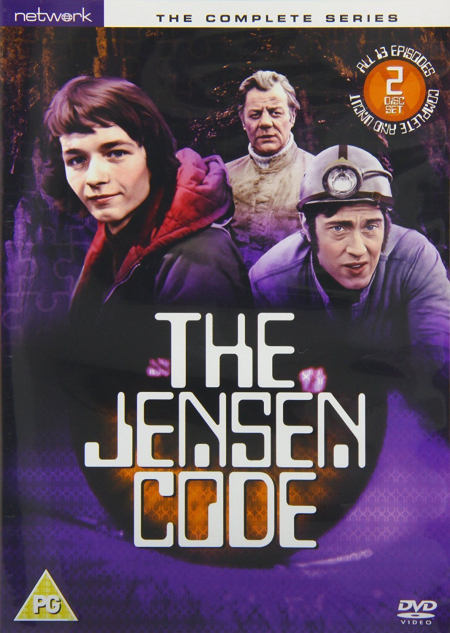 The Jensen Code 1973 DVD
