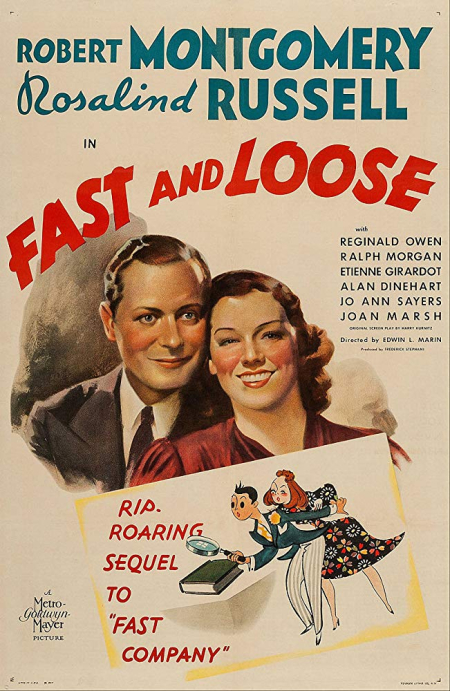 Fast And Loose 1939 a