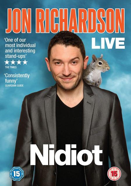 Jon Richardson - Nidiot 2014