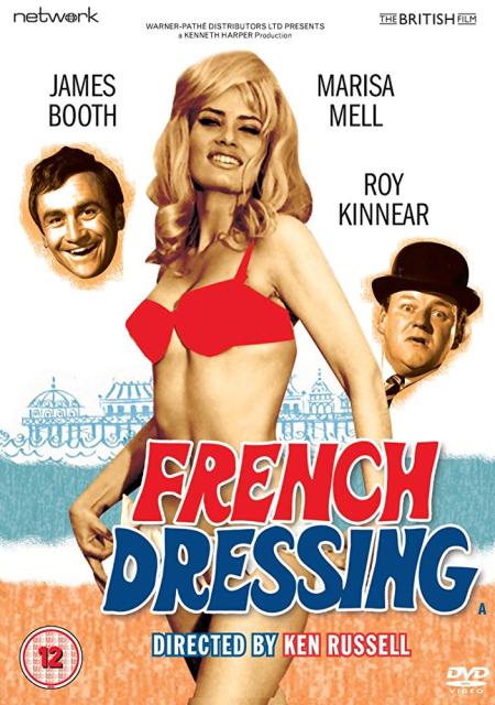 French Dressing 1964 dvd