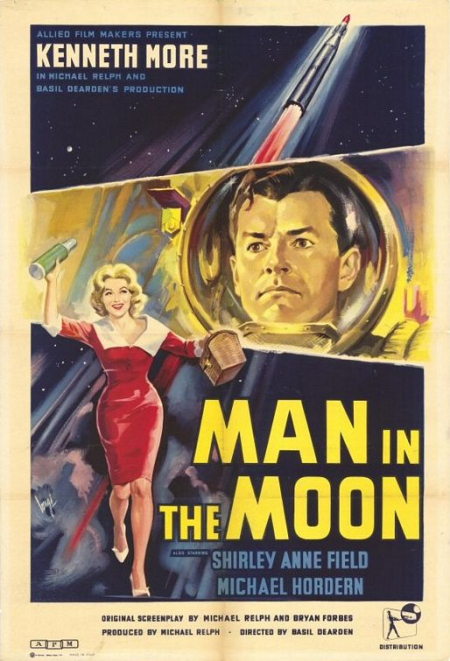 Man In The Moon 1960 h
