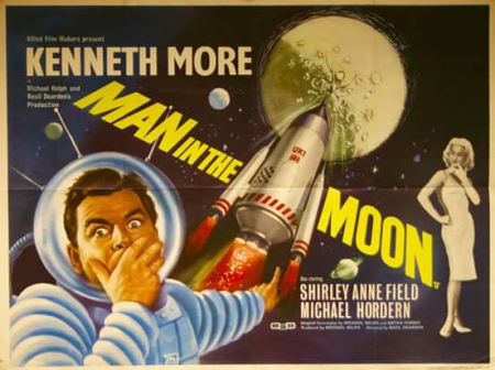 Man In The Moon 1960 g