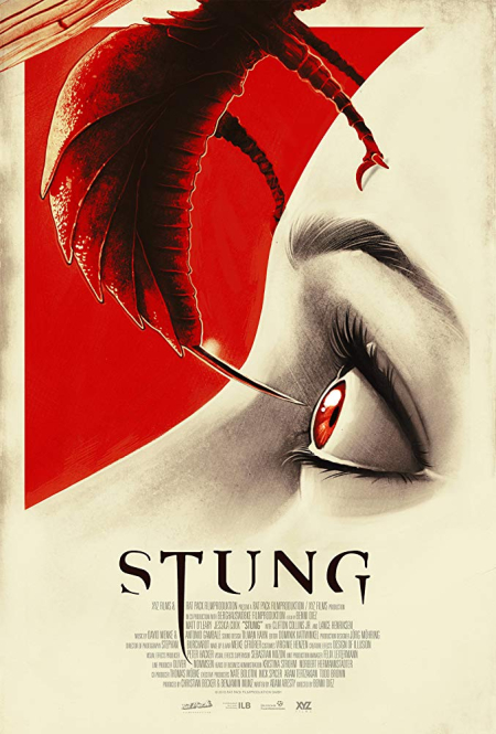 Stung 2015 pster