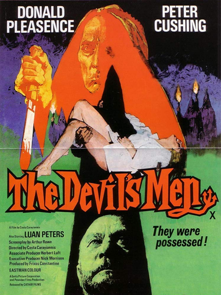 The devil's men poster