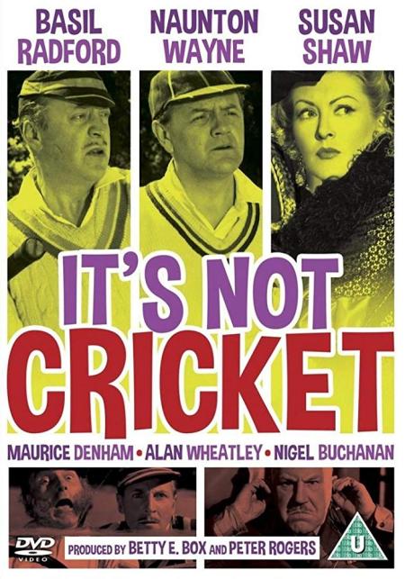 It's not cricket 1949