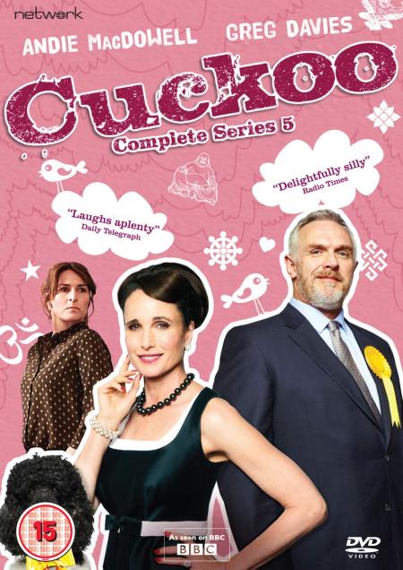 Cuckoo Series 5 dvd