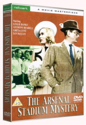 The Arsenal Stadium Murder 1939