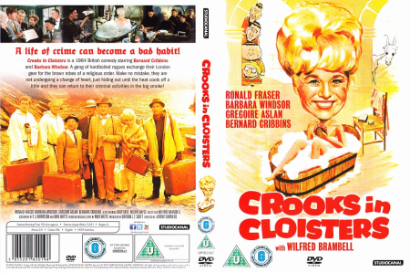 Crooks In Cloisters 1964 a