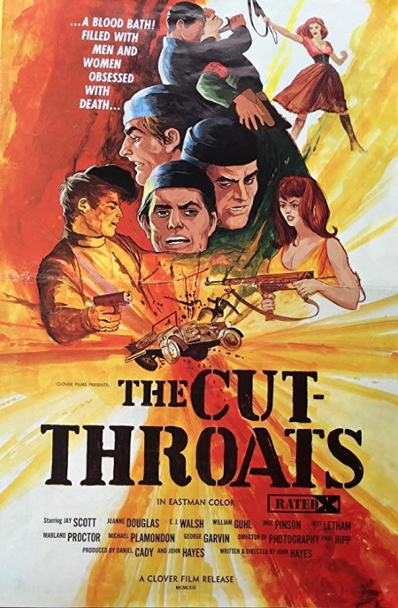 The Cut-Throats 1969