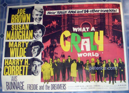 What a crazy world 1963 a