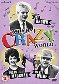 What a crazy world 1963 DVD