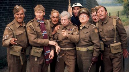 Dad's army original cast