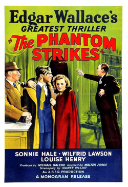 The gaunt stranger the phantom strike title