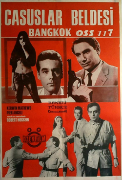 OSS-117 Panic In Bangkok 1964 shadow of evil
