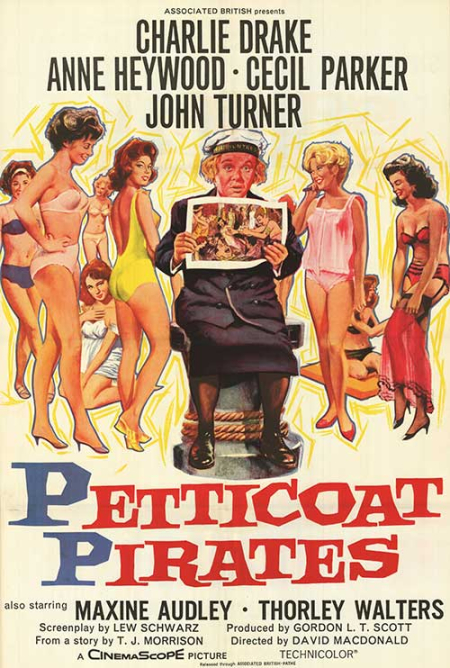 Petticoat Pirates 1961 a