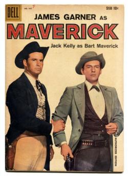 Maverick comic FC945