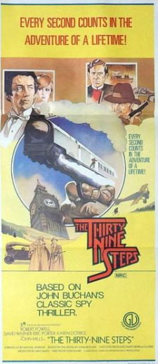 The 39 Steps 1978 d