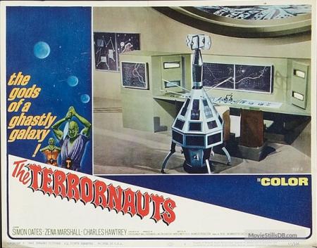 The Terrornauts f