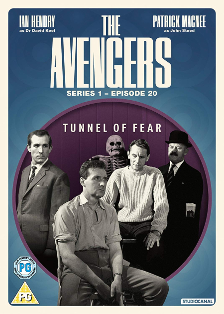 The avengers series 1 ep 20 dvd