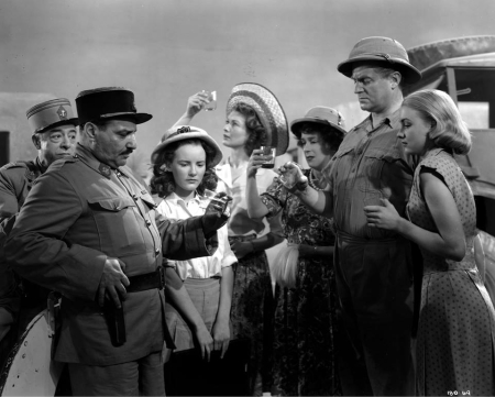 The Huggetts Abroad 1949 c