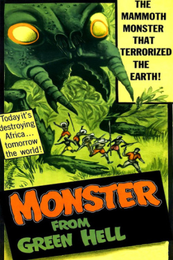 Monster From Green Hell 1957 b