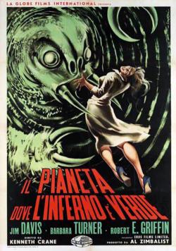 Monster From Green Hell 1957 e