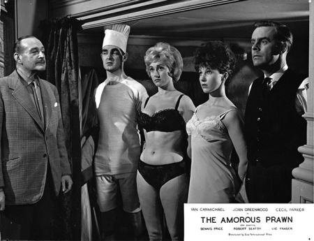 The Amorous Prawn 1962 c