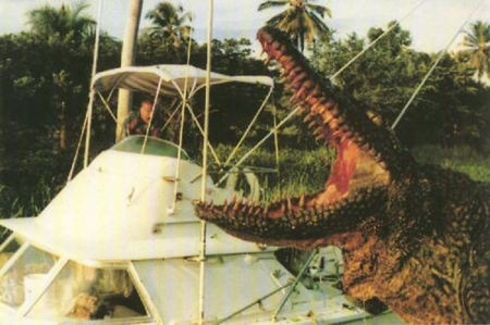 Killer crocodile 1989 a