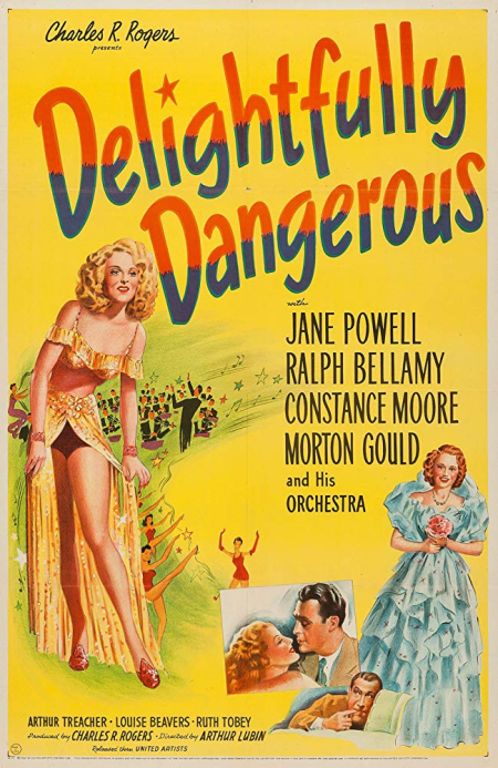 Delightfully Dangerous 1945