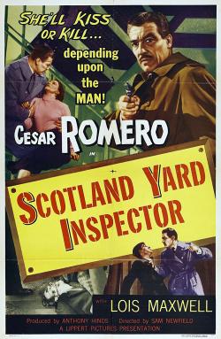 Scotland Yard Inspector 1953