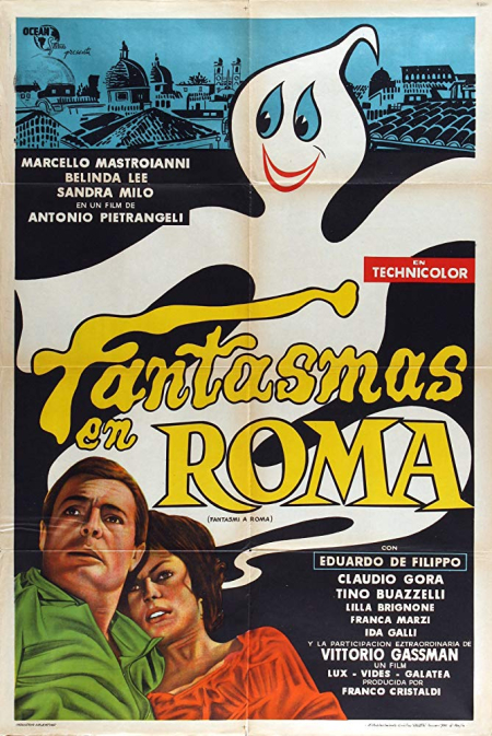 Ghosts Of Rome 1961