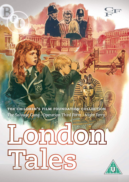 London tales dvd