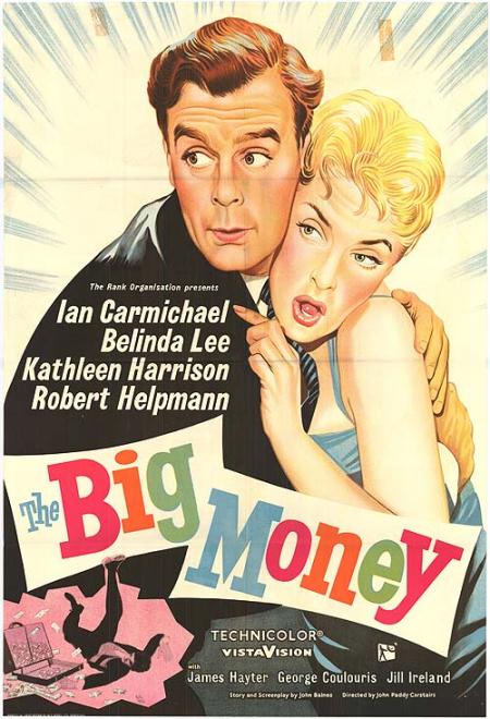 The Big Money 1958 a