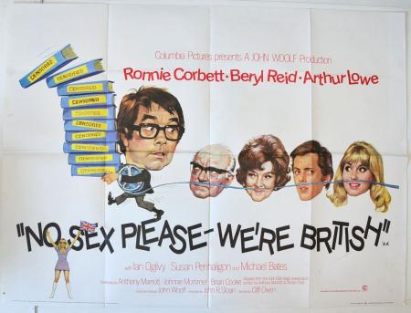 No Sex Please - We're British 1973 c